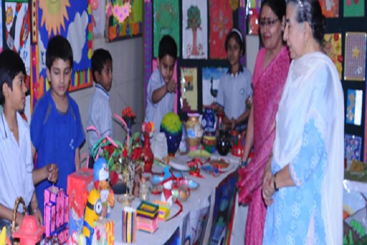St  Johns School-Exhibition