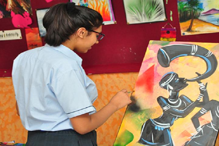 St Josephs International School-Arts