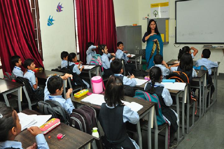 St Josephs International School-Classroom