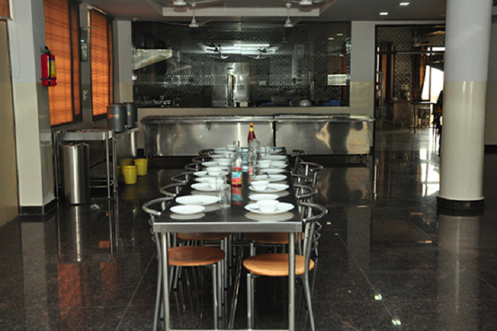 St Josephs International School-Cafeteria