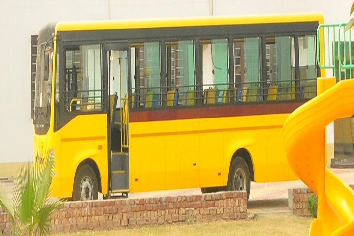 St Josephs International School-Transport