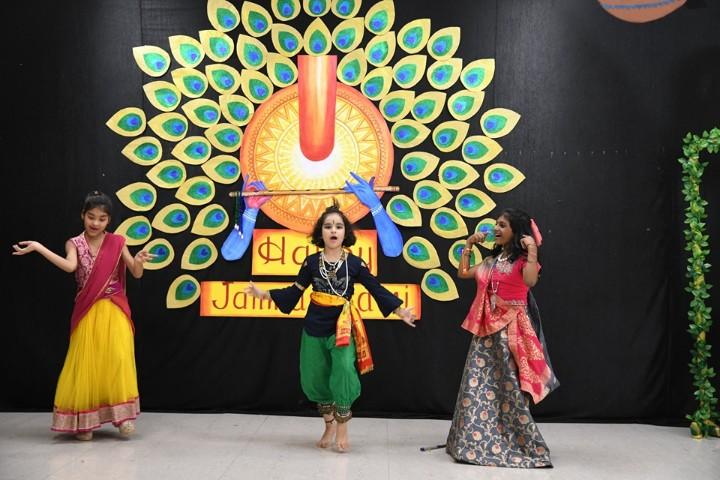 St Josephs International School-Dance
