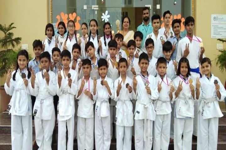 St Josephs International School-Sports