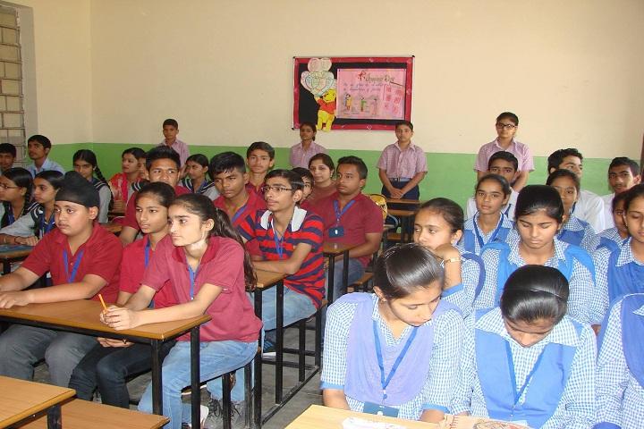 St Kabir Public School-Classroom
