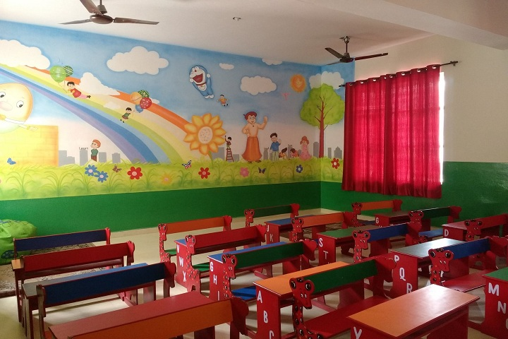 St Kabir Public School-Kids classroom-1
