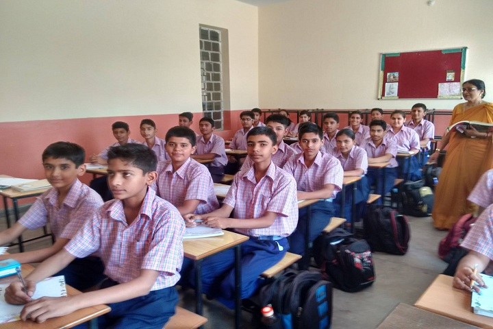 St Kabir Public School-Kids classroom-2