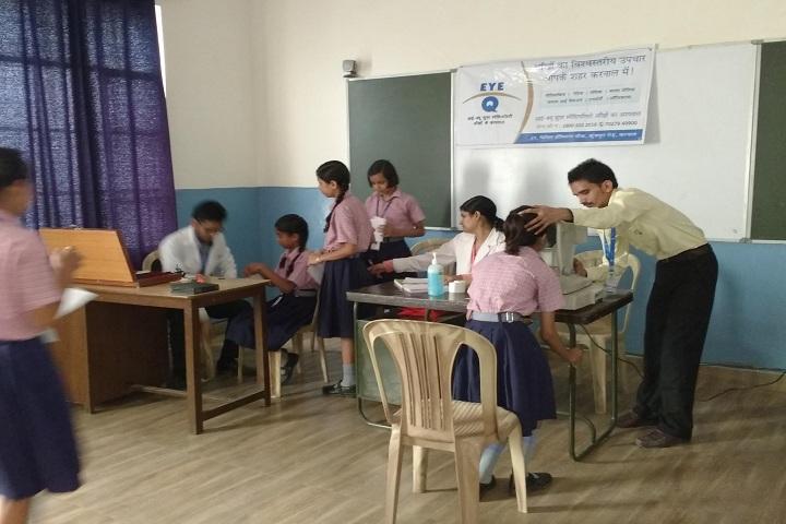 St Kabir Public School-Medical-Facility