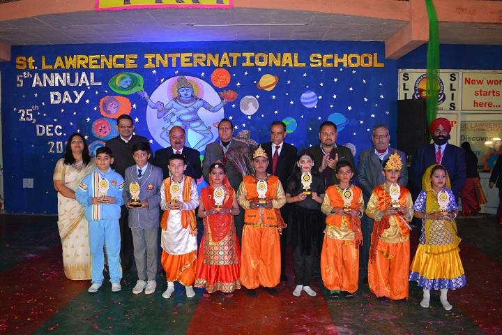 St Lawrence International School-Events
