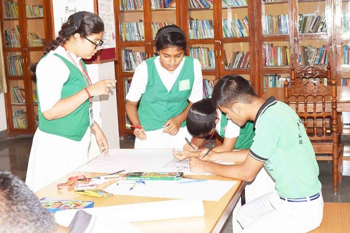 St MichaelS Senior Secondary School-Library