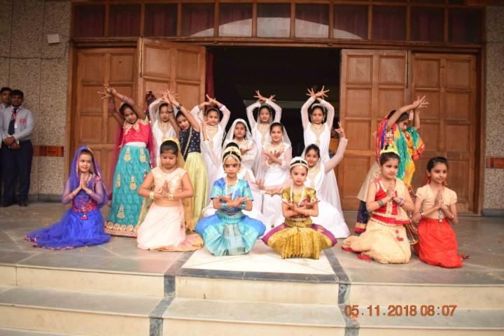 St MichaelS Senior Secondary School-dance