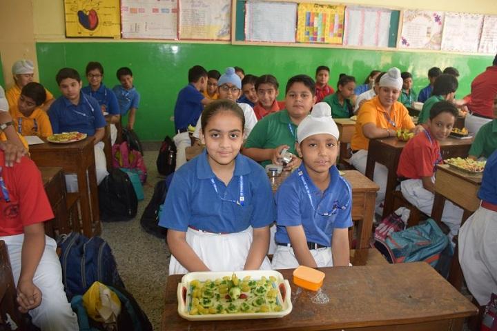 St TheresaS Convent School-Classroom