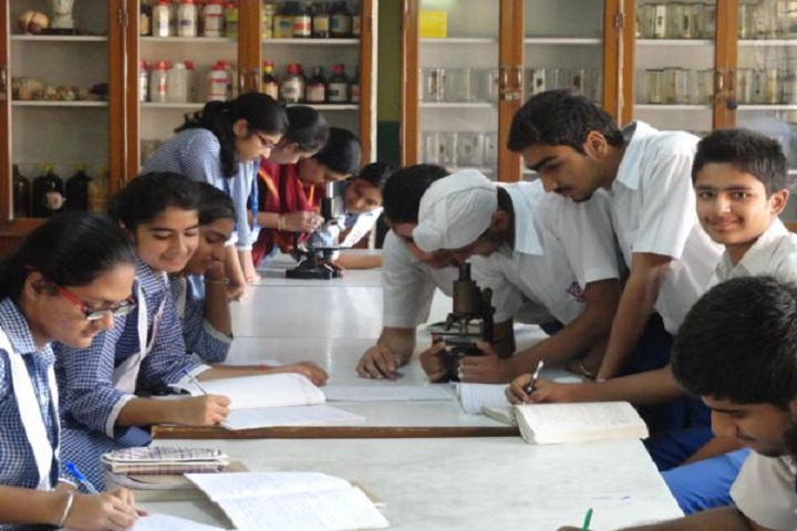 St Theresas Convent School-Biology-Lab