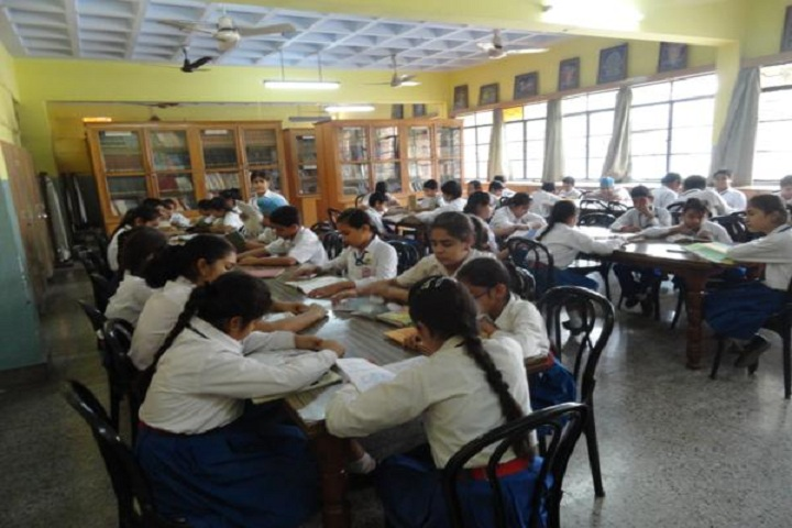 St Theresas Convent School-Library
