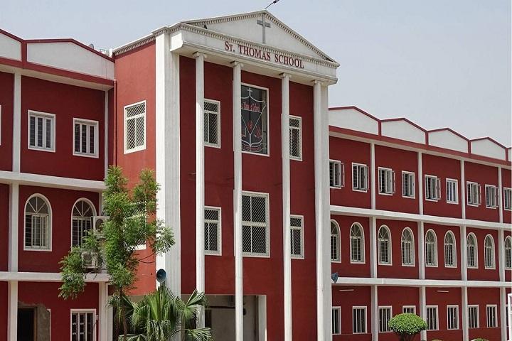 St Thomas School-Campus-View