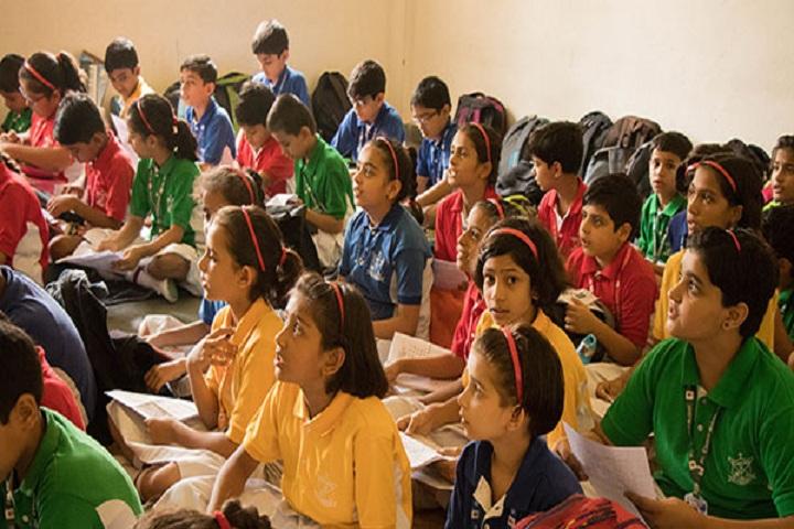 St Thomas School-Students