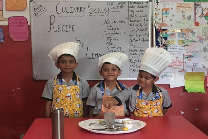 St Pauls School-Cooking
