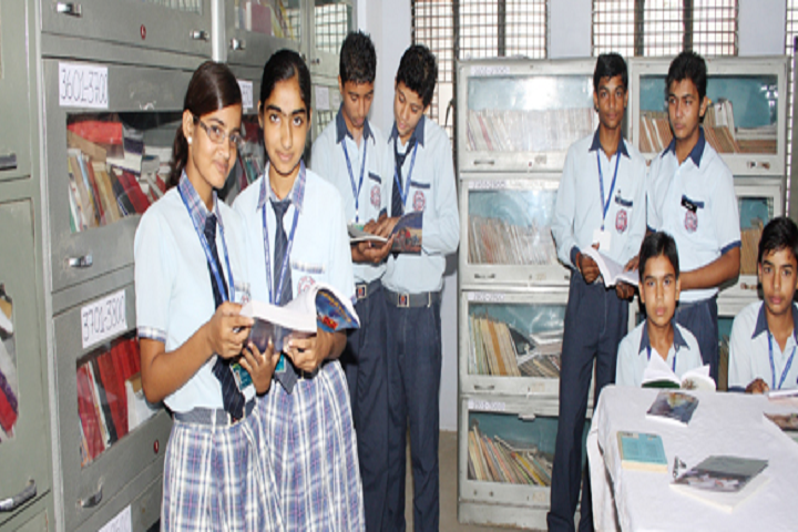 Subhash Tayal Public School-Library