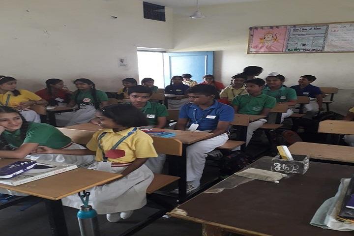 Sugni Devi Arya Girls Senior Secondary School-Classroom