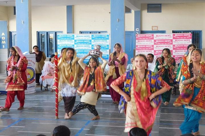 Sugni Devi Arya Girls Senior Secondary School-Events