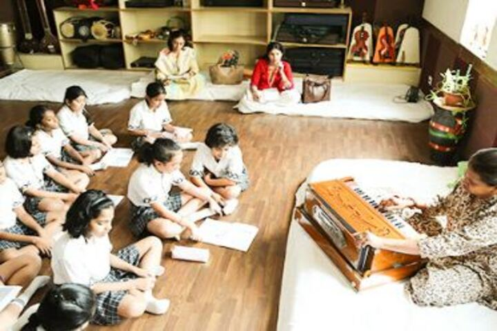 Suncity School-Activity Room