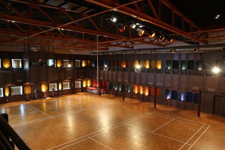Suncity School-Auditorium