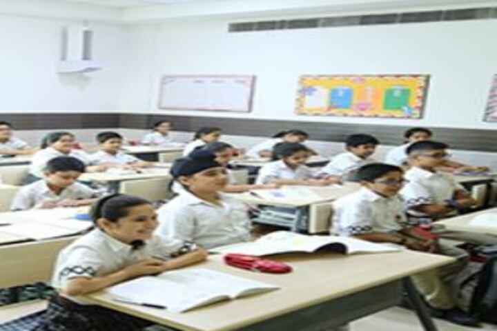 Suncity School-Classroom