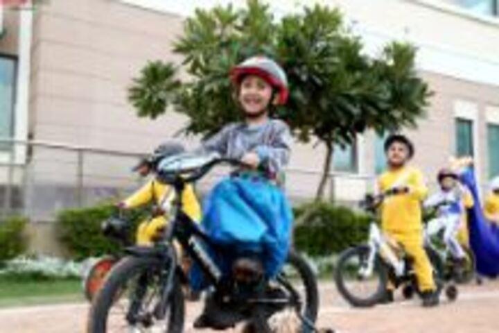 Suncity School-Sports Day