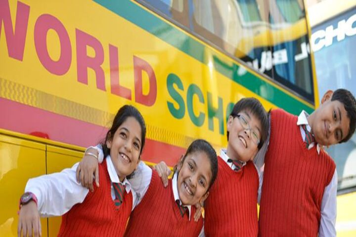 Suncity School-Transport