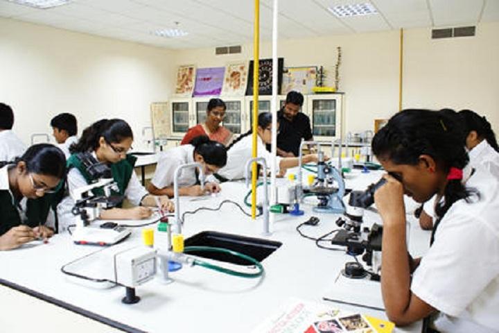 Sunglow International School-Biology Lab