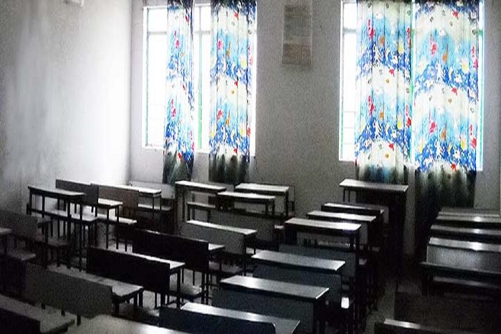 Sunglow International School-Classroom