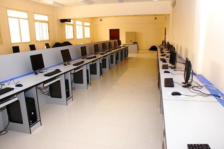 Sunglow International School-Computer Lab