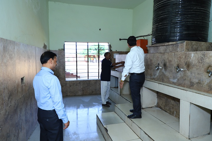 Sunglow International School-Drinking water facility