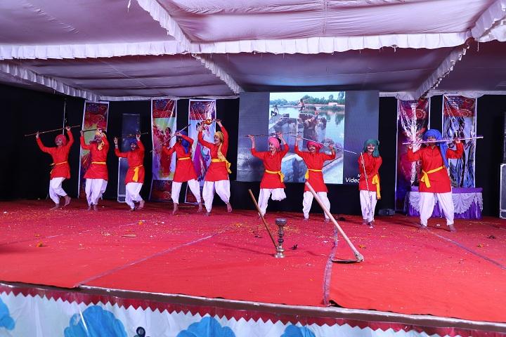 Sunglow International School-Event