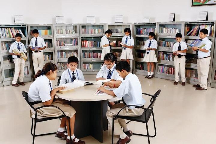 Sunglow International School-Library