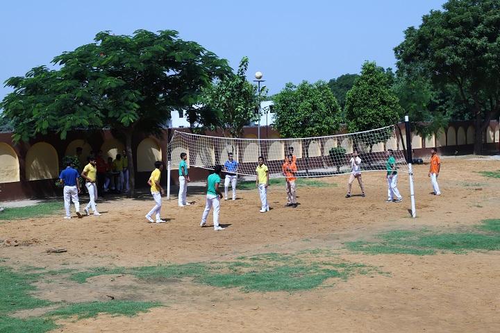 Sunglow International School-Ground