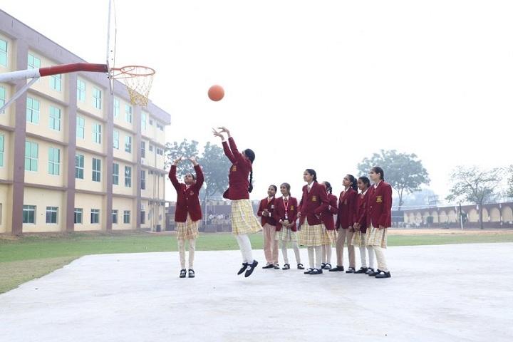 Sunglow International School-Sports
