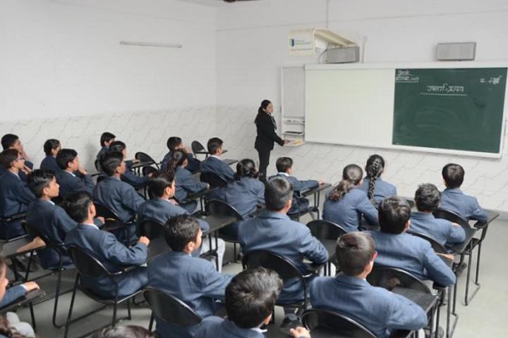 Sunrise International School-Classroom