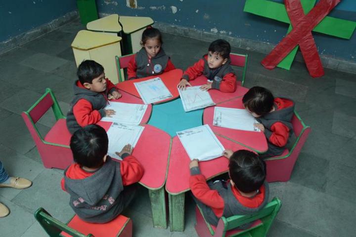 Sunrise International School-Group Discussion