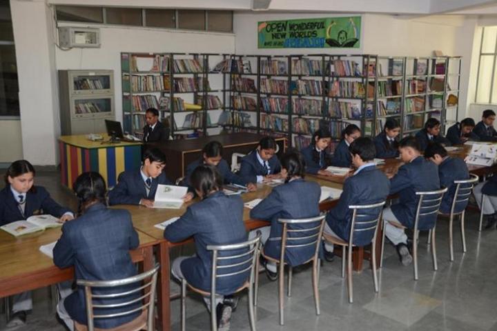 Sunrise International School-Library