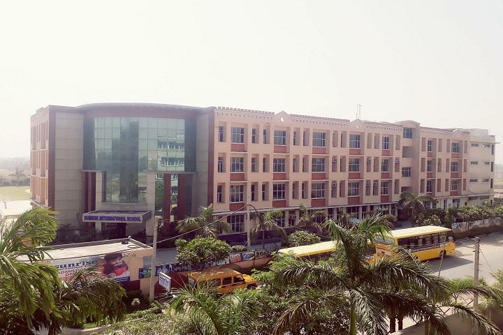 Sunrise International School-School View