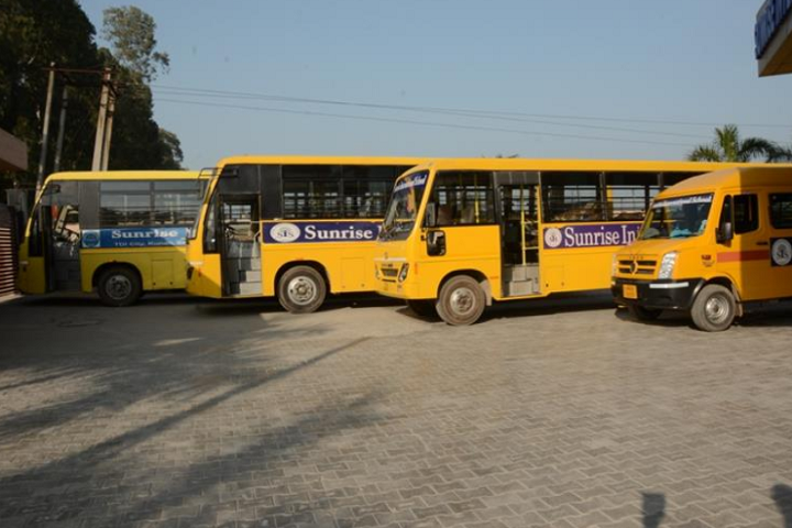 Sunrise International School-Transport