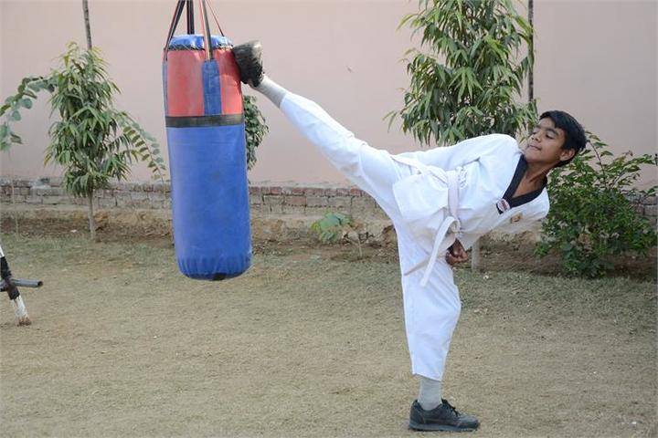 Sunrise International School-Karate
