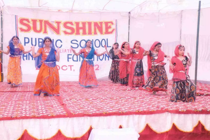 Sunshine Public School-Events