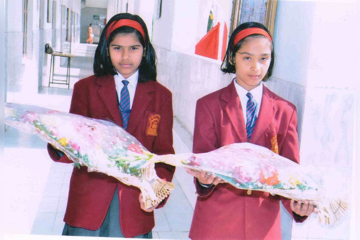 Sunshine Public School- Students