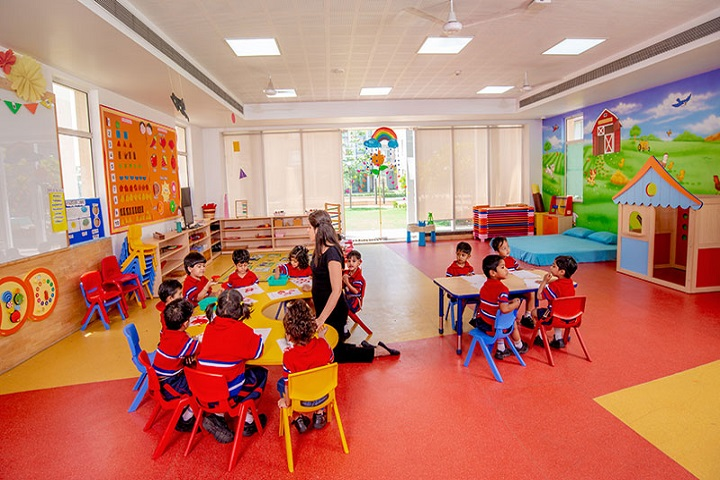 Sunshine Public School-Activity Room