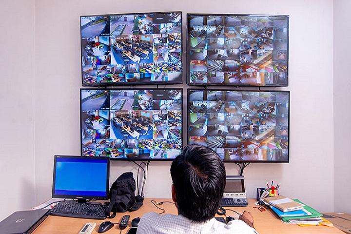 Sunshine Public School-CCTV