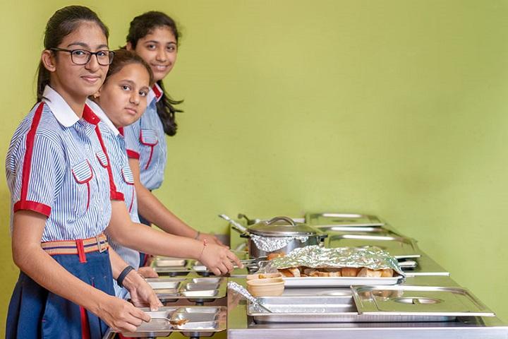 Sunshine Public School-Cooking Classes