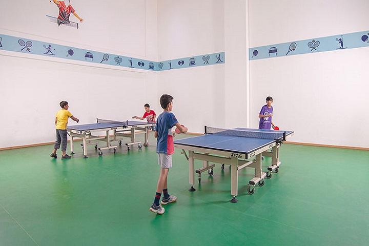 Sunshine Public School-Indoor Games