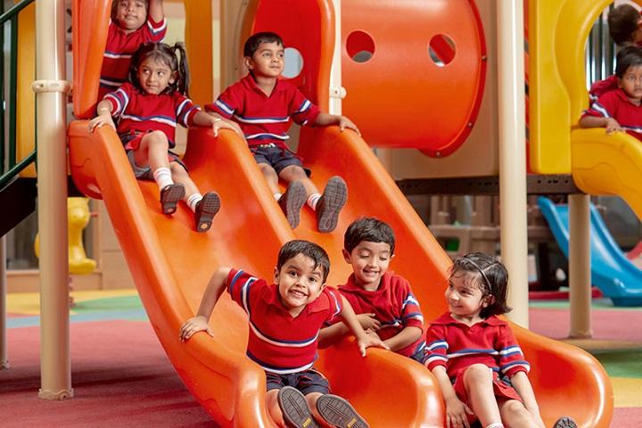 Sunshine Public School-Kindergarten