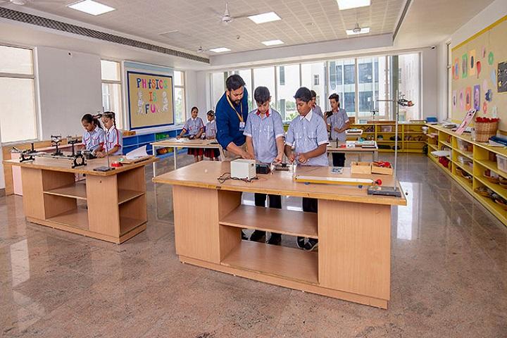 Sunshine Public School-Physics Labs